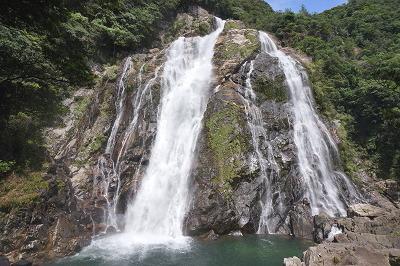 大川の滝(日本の滝百選) | 日...